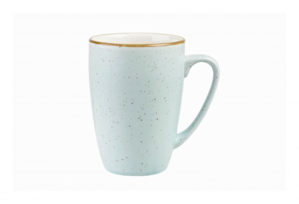 Kaffeebecher 0,34l STONECAST duck egg blue