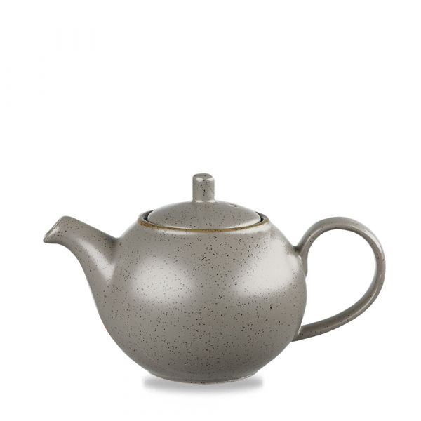 Kaffee-/Teekanne 0,43l STONECAST peppercorn grey