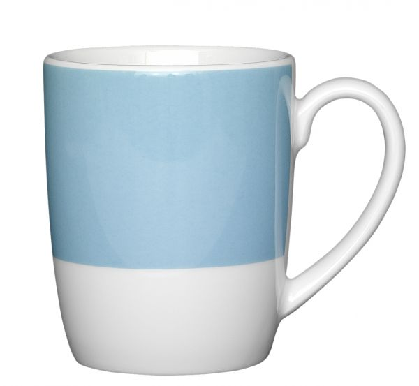Kaffeebecher 0,32l COLOUR blau