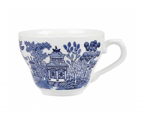 Teetasse 0,2l VINTAGE PRINTS blue willow willow