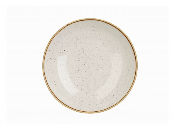 Schale coup 31cm STONECAST barley white
