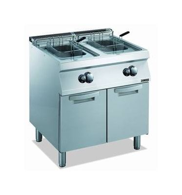 Gas-Fritteuse GF7/2B15L