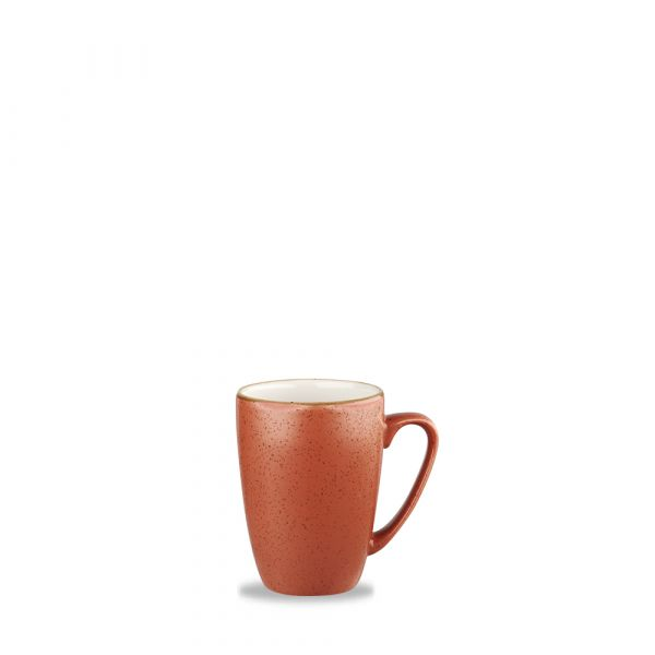 Kaffeebecher 0,34l STONECAST spiced orange