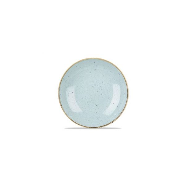 Teller flach coup 21,7cm STONECAST duck egg blue