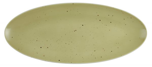 Platte 43x19cm M5379 COUP FINE DINING COUNTRY SIDE oliv