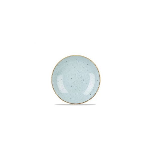 Teller flach coup 16,5cm STONECAST duck egg blue