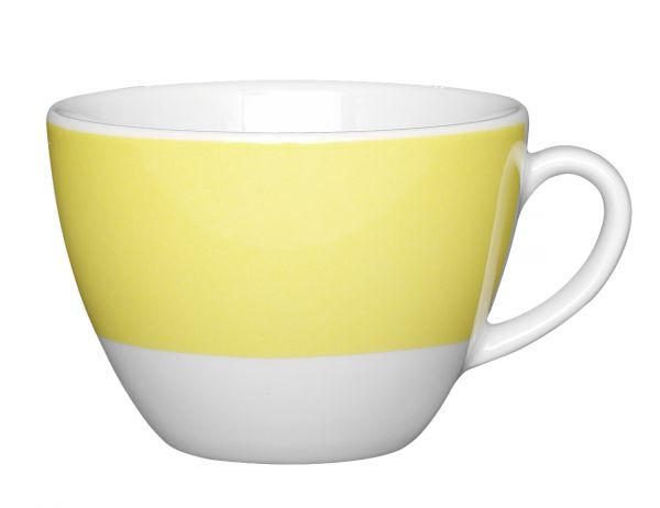 Kaffeetasse 0,20l COLOUR gelb