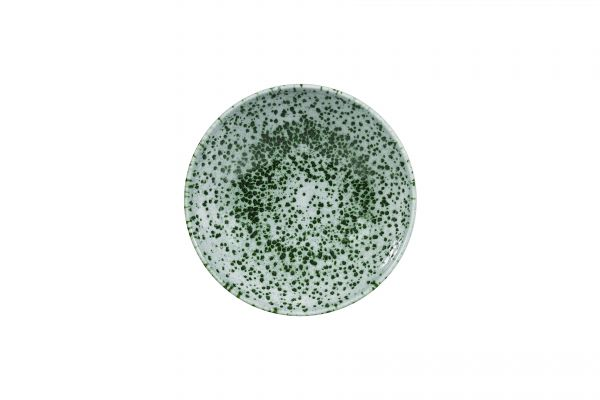 Schale coup 18,2cm MINERAL green